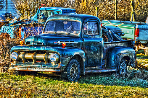 Ford Pickup Truck | by The Lovelace Photography