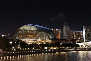 The Esplanade Singapore | by bendrush