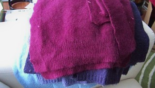 Doodle's Felted Wool Afghan - Part 1 | by alio