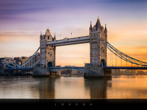 London sunrise | EXPLORED #1 | | by Beboy_photographies