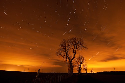 trimdon startrail | by keep it stupid