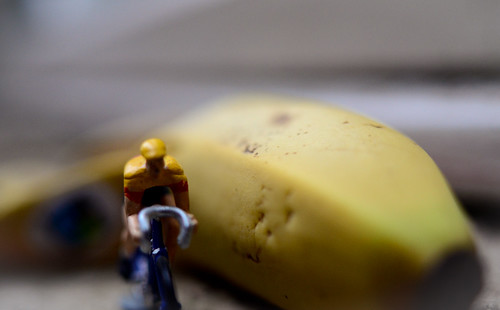 A Banana - 23rd April 2012 | by The Hungry Cyclist