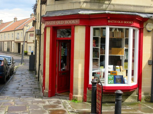 Bookstore in Bath