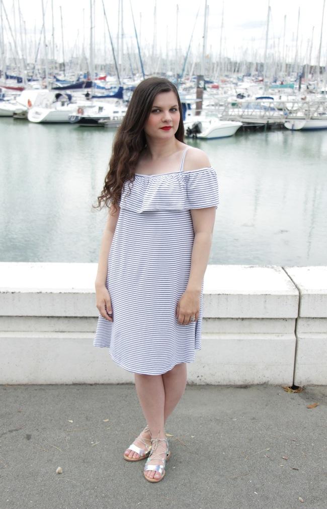 romantic_sailor_robe_bardot_epaules_denudees_blog_mode_la_rochelle_9