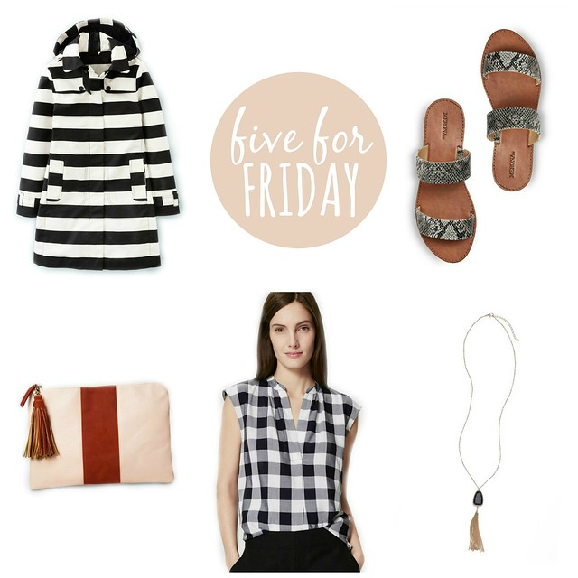 five for friday classics | Style On Target