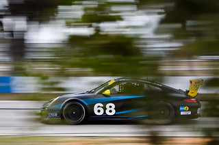 Sebring 2012 - ALMS / WEC Winter Test - TRG Porsche 911 GT3 Cup | by James Boone
