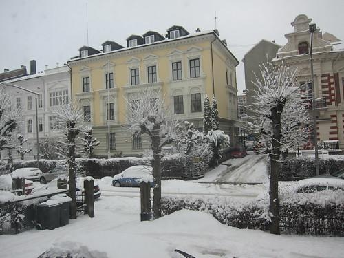 Oslo, Frogner. Noruega