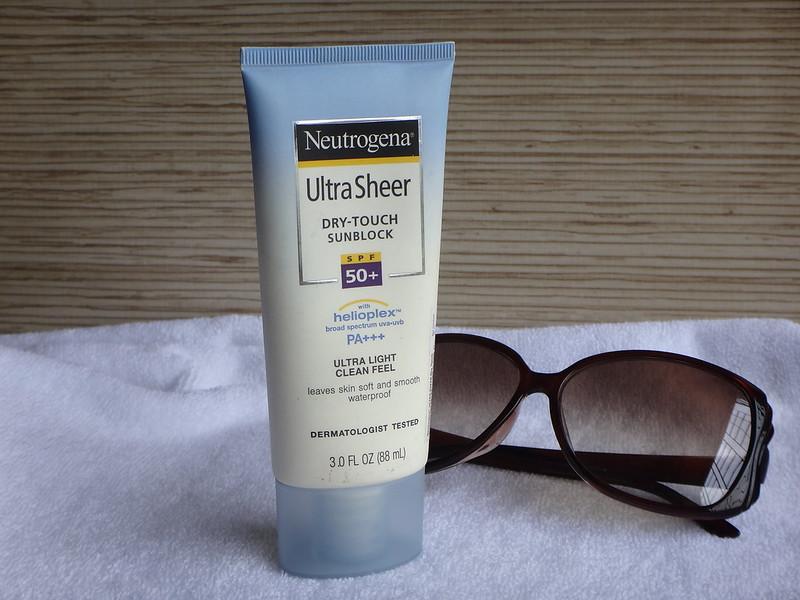 Neutrogena SunBlock SPF 50+