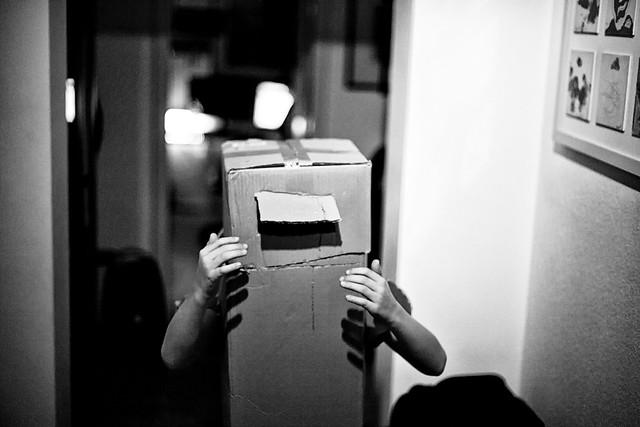 Intergalactic (Cardboard edition)