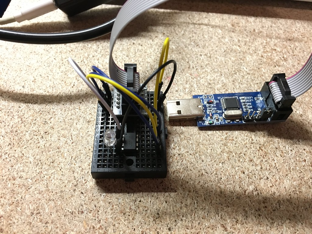 Chip with Programmer