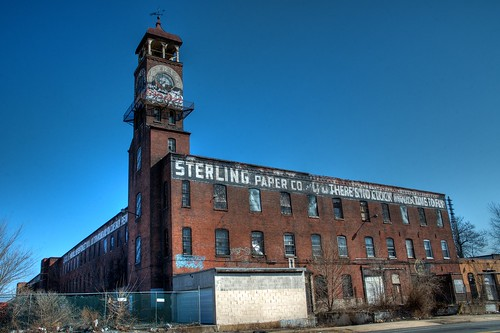 Sterling Paper Co | by kreisman
