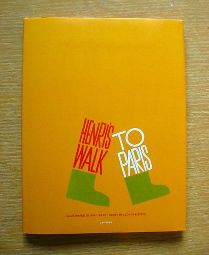 Henri's Walk To Paris: 1 | by wardomatic
