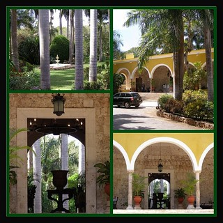 Four Views: Hacienda Chichén | by Melinda ....