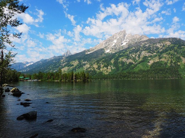 Jenny Lake, Grand Teton National Park, Wyoming