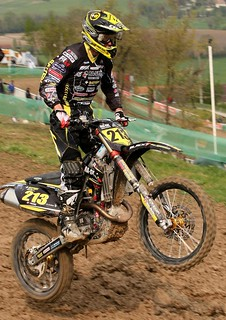 AnttiPyrhonen in MX3 Slovenia 2012 | by Battery Energy Drink