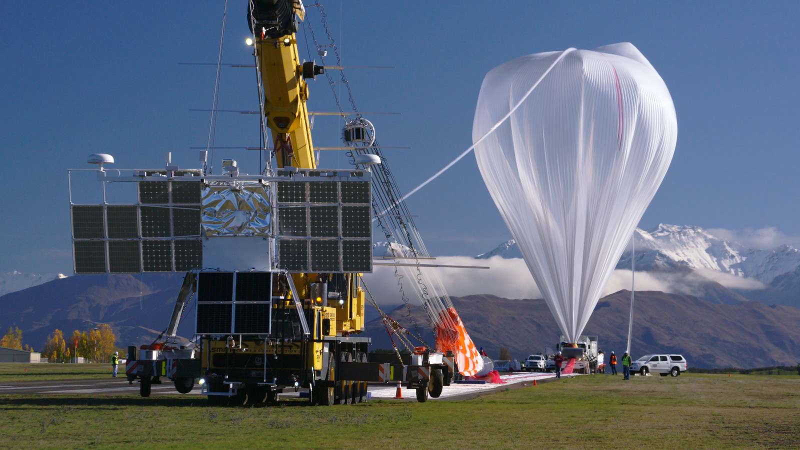 NASA Super Pressure Balloon Begins Globetrotting Journey | by NASA Goddard Photo and Video