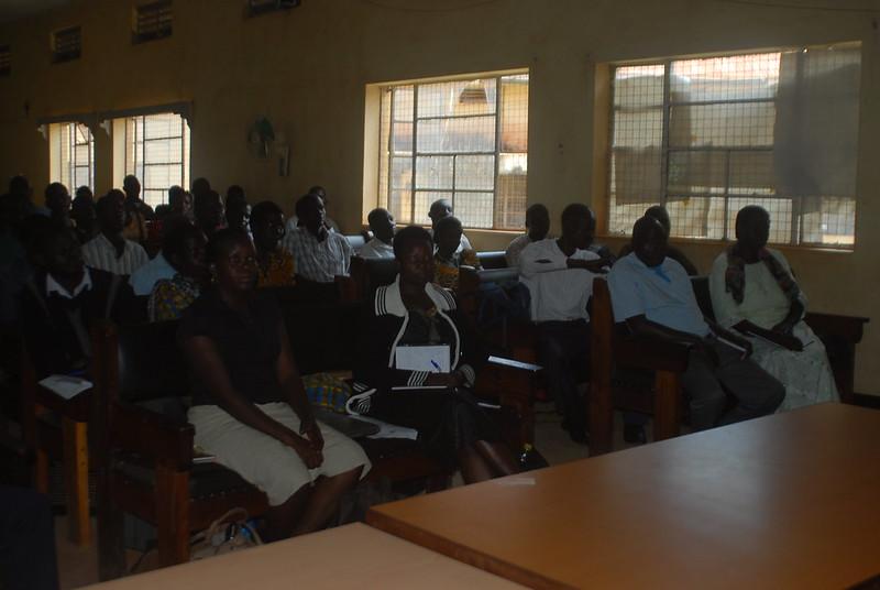 KAWA in Gulu District