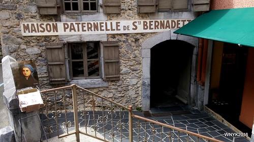 Maison Paternelle de St. Bernadette