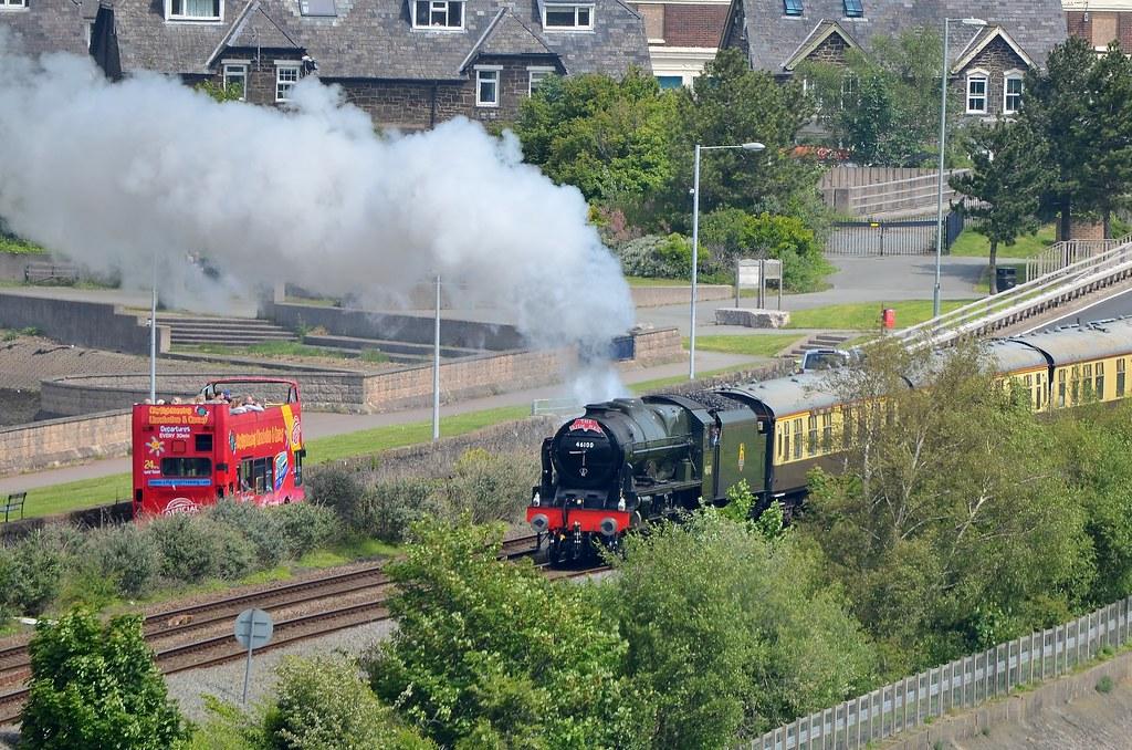 46100 'Royal Scot'