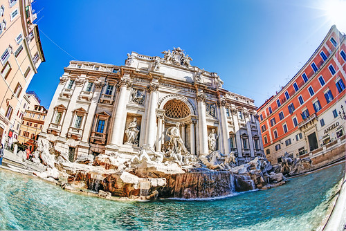 Trevi Fountain | by baldheretic