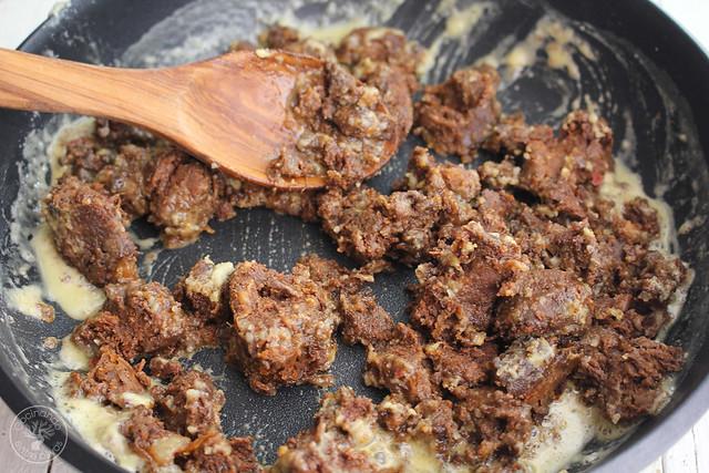 Croquetas de morcilla de aove www.cocinandoentreolivos.com (16)
