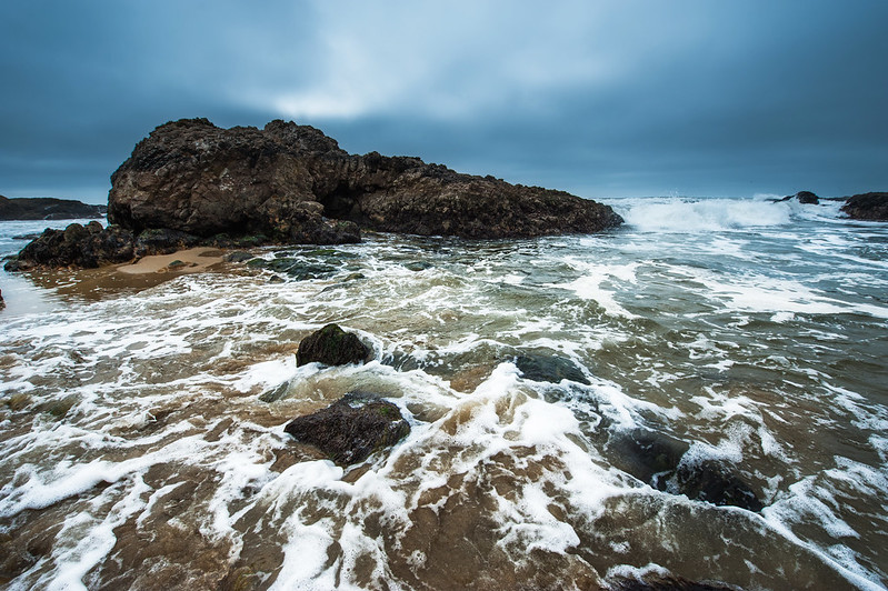 The Rolling Tempest - Pescadero State Beach