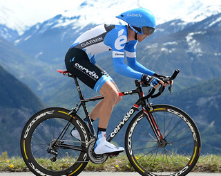Peter Stetina - Tour de Romandie, stage 5 | by Team Garmin-Sharp