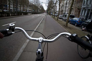 Antwerp Cycle Track_2 | by Mikael Colville-Andersen