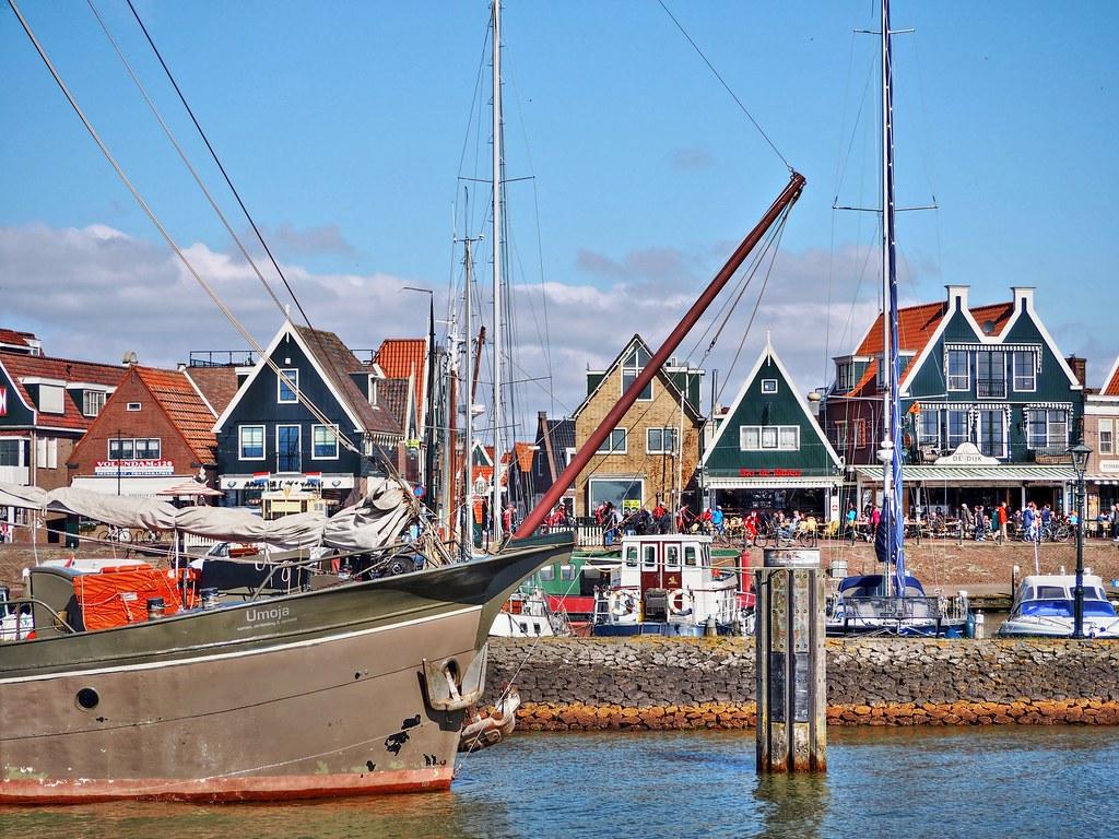 Volendam Waterfront