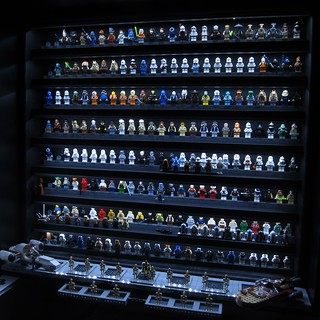 Star Wars Minifig Display 2.0 | by ErnestoCarrillo70