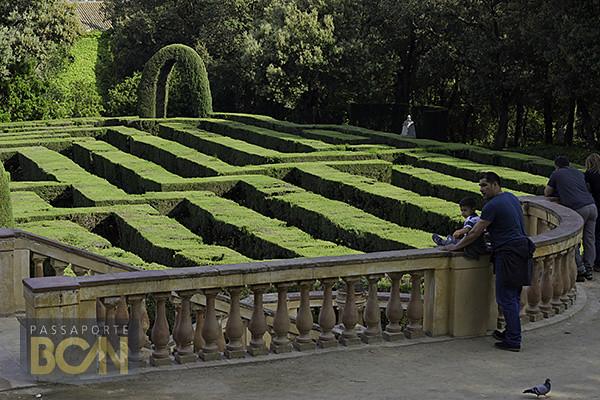 Parc del Laberint de Horta, Barcelona