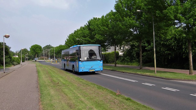 Zeewolde OV Regio IJsselmond Volvo 5742