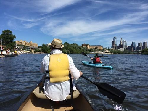 Schuylkill Sojourn 2016 - The Philadelphia Experience