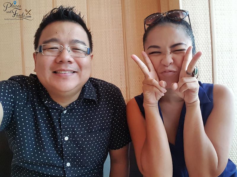 taka by sushi saito st regis kl mynn lee wilson selfie