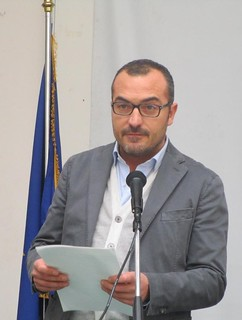 Giuseppe Gravinese primo piano 2015
