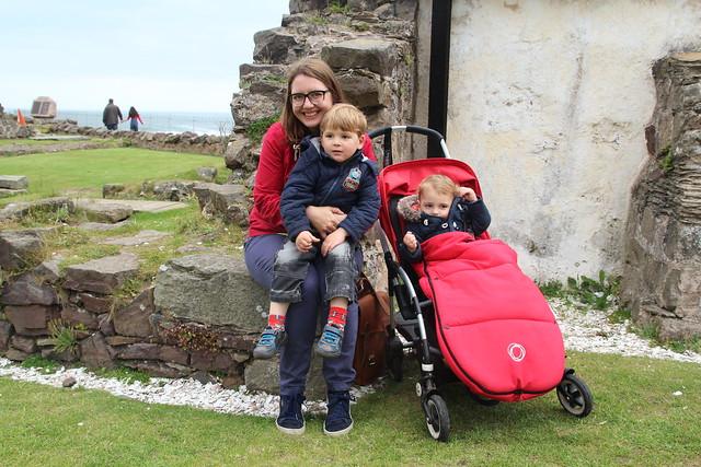 North Berwick family pics