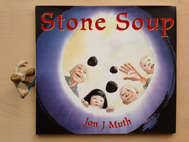 Stone Soup front cover