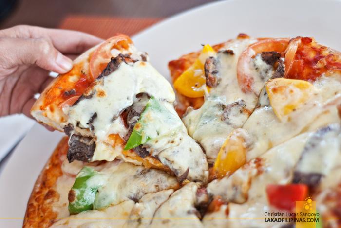 Century Langkasuka Langkawi Pizza