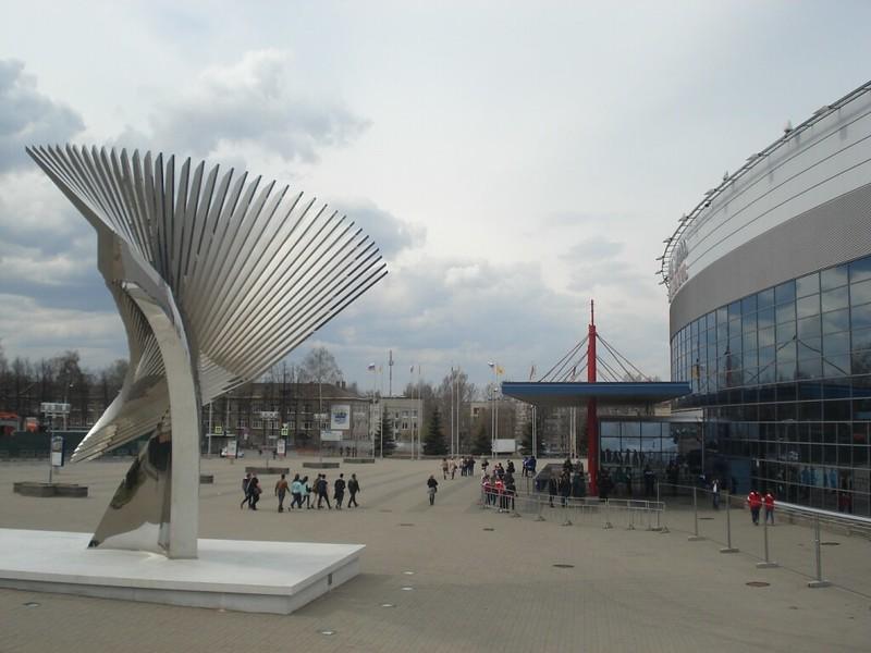 Полуфинал в Ярославле