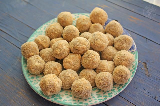 Croquetas de morcilla de aove www.cocinandoentreolivos.com (5)