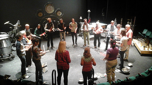 State Theatre New Jersey Artist Residencies
