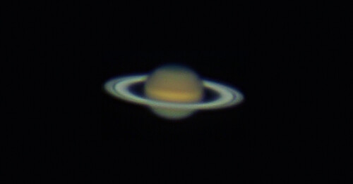 Saturn at opposition - 150412 | by Mick Hyde