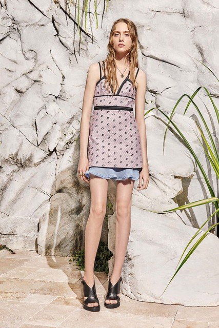 Carven - Resort 2017