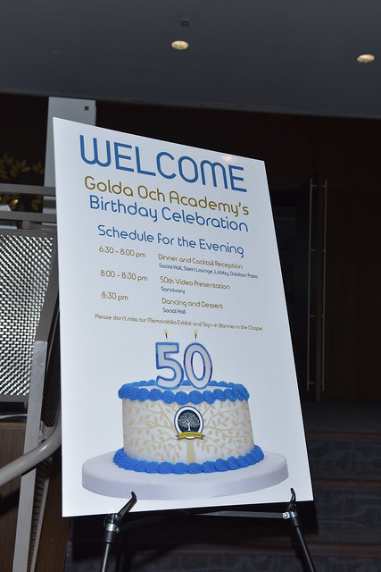 50th Birthday Celebration