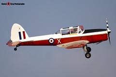 G-BWUT WZ879 X - C1 0918 - Private - De Havilland Canada DHC-1 Chipmunk 22 - Duxford - 071014 - Steven Gray - IMG_1680