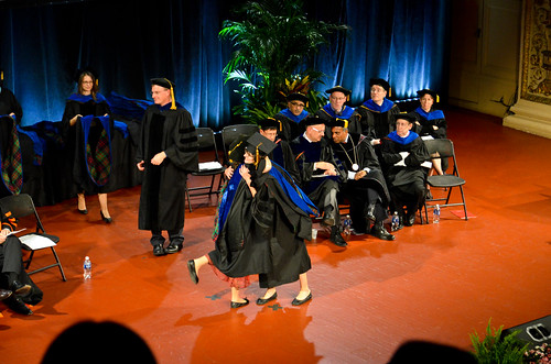 Carnegie Mellon Doctoral Hooding Ceremony