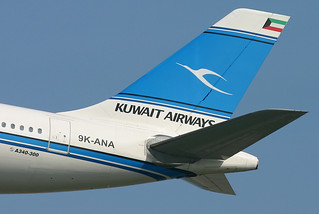 Kuwait Airways - 9K-ANA tail | by Andrew_Simpson
