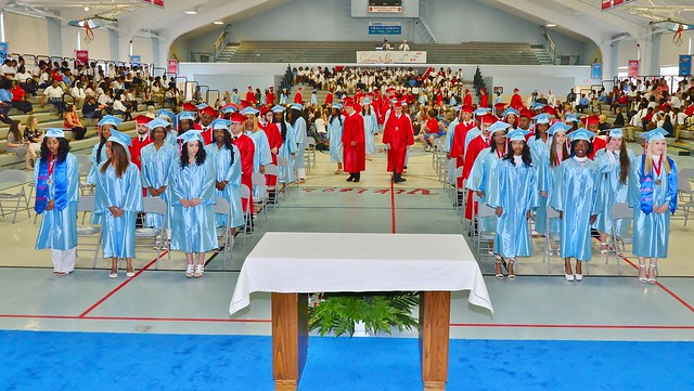 VASJ Baccalaureate Mass May 25, 2016