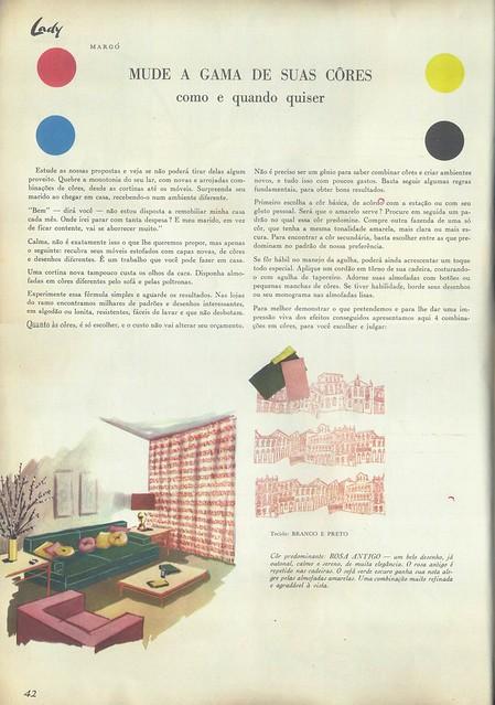 Lady, Nº 5, Fevereiro 1957 - 43
