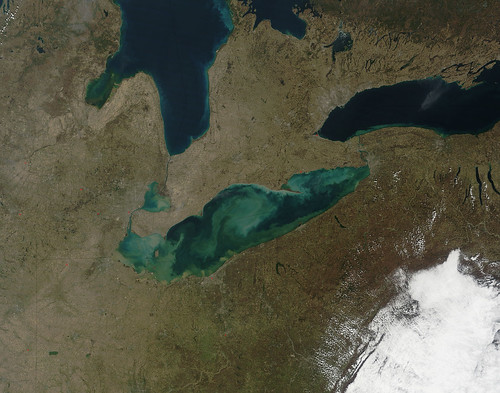 Sediment in Lake Erie | by NASA Goddard Photo and Video
